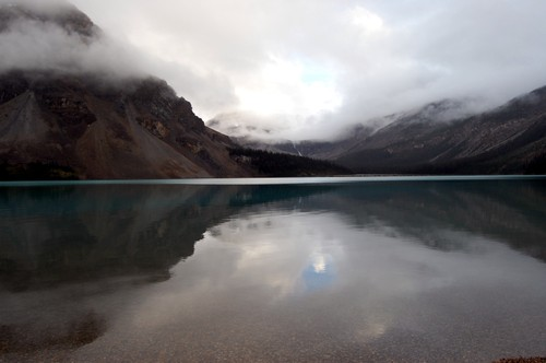 Banff Park Lake